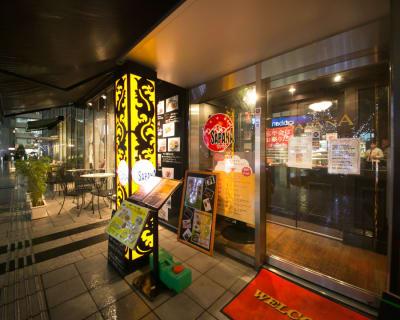 SAPANA 赤坂見附店の外観の写真