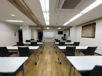 東邦オフィス大名 東邦オフィス大名貸し会議室②名の室内の写真