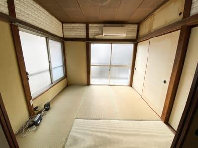 2階和室です。 こちらの部屋の方が自然光がよく入ります。 - Studio butter 【超格安】白壁撮影スタジオの室内の写真