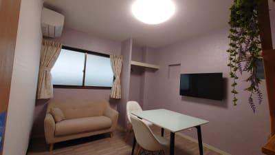 OsakaStartupPark Room-2の室内の写真