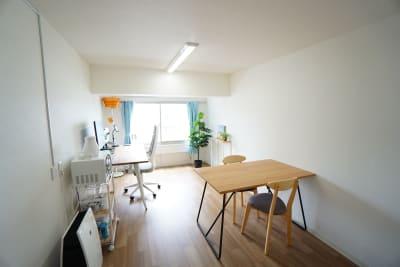 【初台ミニマルオフィス】 初台ミニマルオフィス404の室内の写真