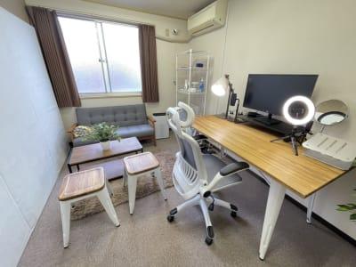【大阪福島ミニマルオフィス】 大阪福島ミニマルオフィスの室内の写真