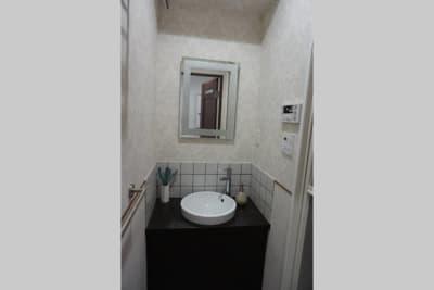 ベルフレール京都三条401 パーティースペースの室内の写真
