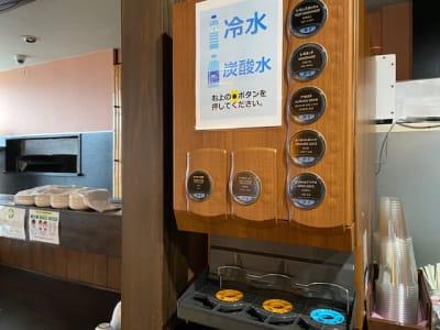 ホテルウィング都城 ホテル内レストランスペース利用の設備の写真