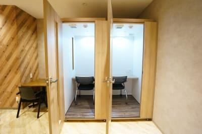 【モディコワーキング】 モディコワーキング個室No.29の室内の写真