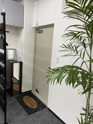 レンタルスペース さくらイン スタジオの入口の写真