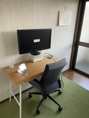 花小金井base 花小金井徒歩5分テレワーク作業場の室内の写真