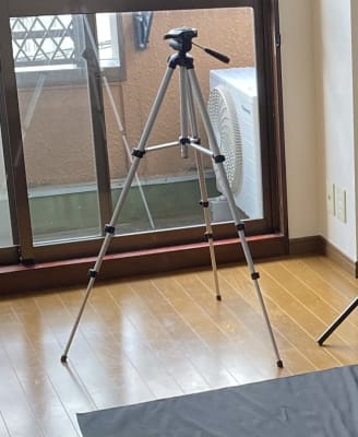 三脚貸出可 - レンタルスペース ケイズ 小さな撮影スペースの設備の写真
