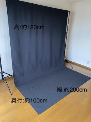 常設、クリップ有 - レンタルスペース ケイズ 小さな撮影スペースの設備の写真