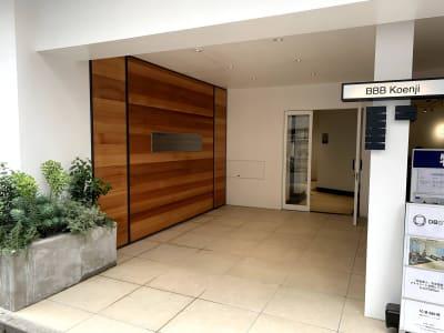 個室のレンタル美容室 【サロン貸切り】1h 3650円の外観の写真