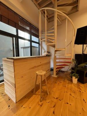 カウンター - ebisu bldg.六本木B1 スタジオの室内の写真