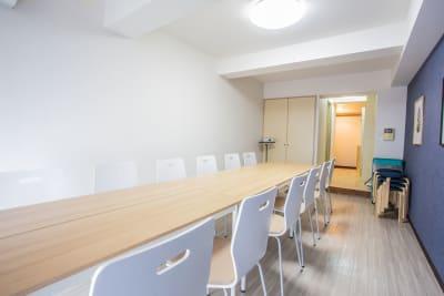 ふれあい貸し会議室 栄メイブン ふれあい貸し会議室 栄Aの室内の写真