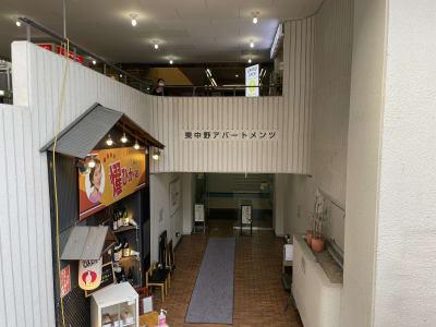 スペースアイ東中野 スペースアイ東中野アパートメンツの室内の写真