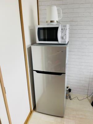 冷蔵冷凍庫がございます。 - なごみ ショコラ京都の設備の写真