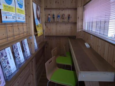 カウンタースペースです。 - シェアオフィスippo コワーキングスペースの室内の写真