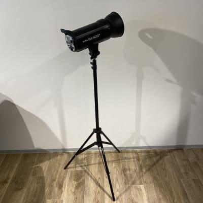 【無料機材】スチール撮影に!Godox SK400スタジオストロボ2台完備! - Nable Studio 【梅田駅近】撮影スタジオの設備の写真