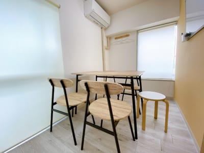 カラメル町田東口店 C室(オレンジ)の室内の写真