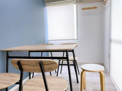 カラメル町田東口店 D室(ブルー)の室内の写真