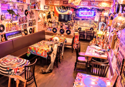 ウツボーノ レンタルカフェの室内の写真