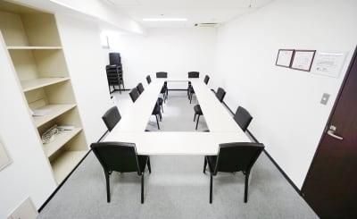 TKP上野駅前ビジネスセンター ミーティングルーム7Bの室内の写真