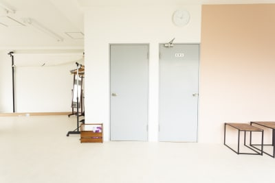スタジオNOWの室内の写真