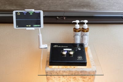 EMSマシンレンタル - シェアサロンTHE REMIUM 次世代型複合シェアサロンの設備の写真