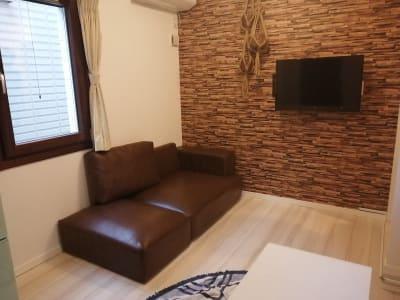 7畳のお部屋です。 窓はイタリア製木製サッシを使用しています。 - Hikario新宿 ワークスペース 203の室内の写真