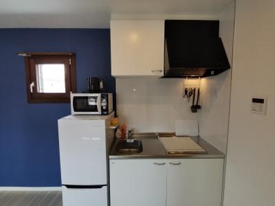 キッチンが使用できます。 - Hikario新宿 ワークスペース301の室内の写真
