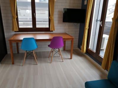 清潔感にあふれています。 - Hikario新宿 ワークスペース301の室内の写真