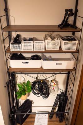 機材レンタル無料 - ワオン・スタジオ御茶ノ水 Aスタジオ(電子ピアノ4帖)の室内の写真