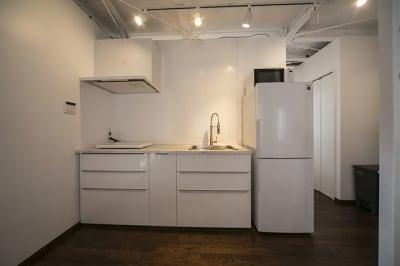 キッチン - KITCHEN & OFFICE 青山店の室内の写真