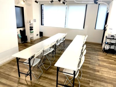 講義・英会話教室など - レンタルスペースcocoaの室内の写真