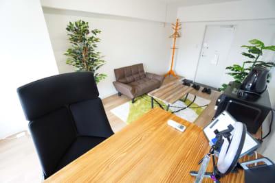 【初台ミニマルオフィス】 初台ミニマルオフィス403の室内の写真