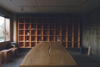ギャラリー八角 レンタルギャラリーの室内の写真