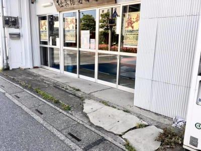 スペース【tough武蔵浦和】 【tough武蔵浦和】の入口の写真