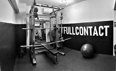 ジム室内 - FULLCONTACT レンタルジム梅田/中崎町の室内の写真