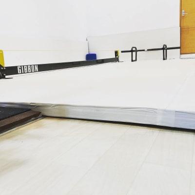 マット厚さ5cm - setup鍼灸院 トレーニング・ヨガスペースの設備の写真