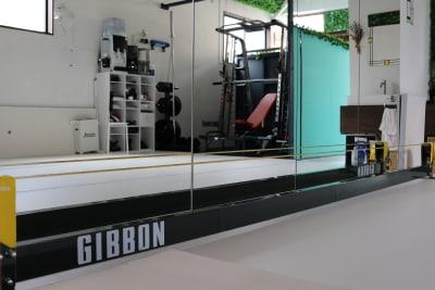 スラックライン4m - setup鍼灸院 トレーニング・ヨガスペースの設備の写真