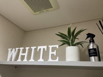 インテリア - WHITEGYM池袋店の室内の写真