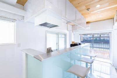 キッチンルームもあります - feel 浅草 レンタルスペースの室内の写真