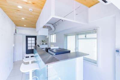 キッチンルームです - feel 浅草 レンタルスペースの室内の写真
