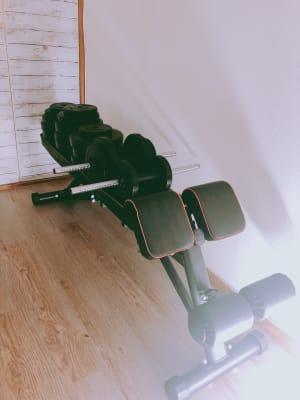トレーニング機器 - Room527 プライベートレンタルサロンの設備の写真