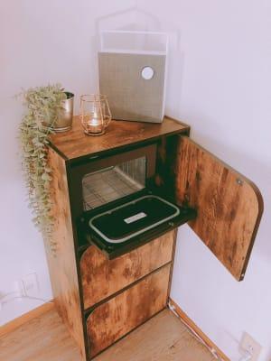 タオルウォーマー - Room527 プライベートレンタルサロンの設備の写真