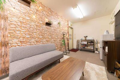 156_FC水道橋 キッチンスペースの室内の写真