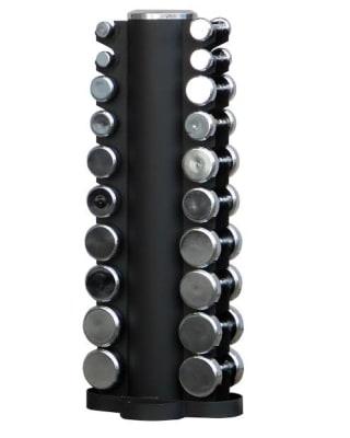 固定ダンベル1〜10kg ※6月中旬〜下旬導入予定 - SHARE GYM KⅡ レンタルジムの室内の写真