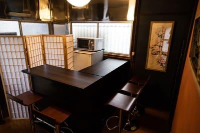 日本文化施設なごみハウス 和室スペースの設備の写真