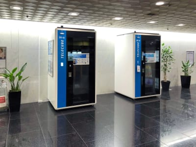 テレキューブ 阪急ターミナルビル 26-02の室内の写真