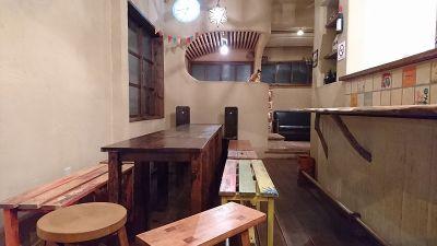 716cafe(なないろカフェ) 可愛い内装のカフェの室内の写真