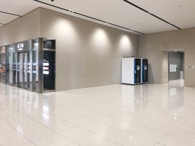 テレキューブ 梅田阪急ビルオフィスタワー 15階 100-02の室内の写真