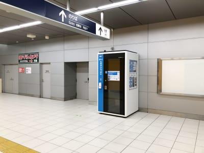 テレキューブ つくばエクスプレス 秋葉原駅改札外 B1F 88-01の室内の写真